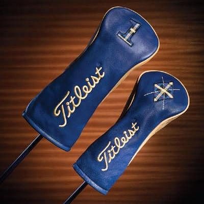 Titleist British Open Leather Headcover