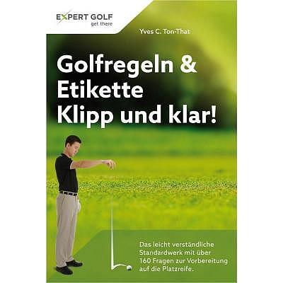 Bücher Golfregeln Klipp und klar! 2016..