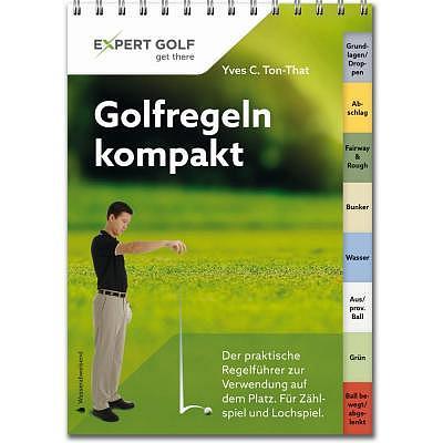 Bücher Golfregeln kompakt 2016-2019