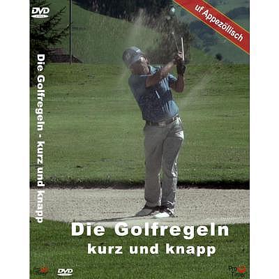 Diverse DVD Die Golfregeln - kurz und ..