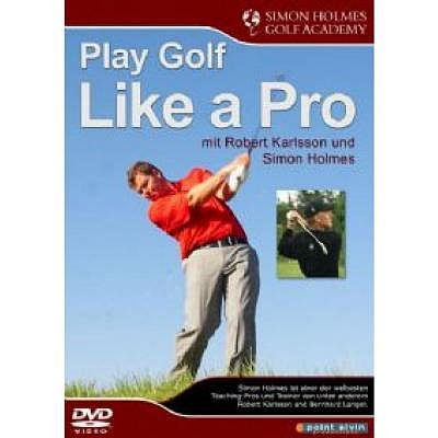 Diverse DVD Play Golf like a Pro - Sim..