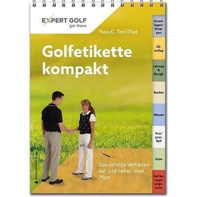 Bücher Golfetikette kompakt