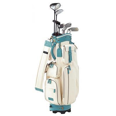 ONOFF 14 Lady 2Tone Cart Bag, white/ s..