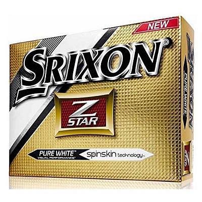 Srixon Z-STAR 4 12er, white, -