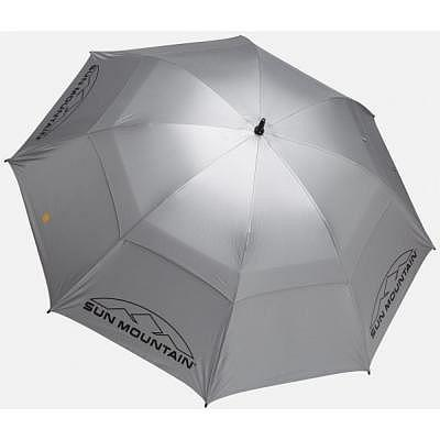 Sun Mountain Umbrella, silver/silver, -