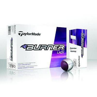 TaylorMade Burner Lady XIV 12er, white..