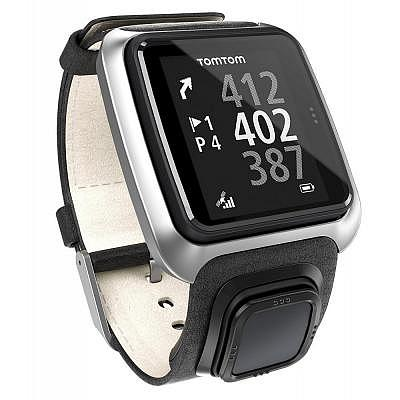 TomTom Golfer GPS Watch Premium, black