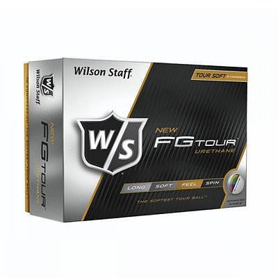 Wilson Staff FG Tour Urethane 12er