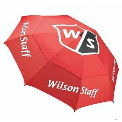 Wilson Staff Tour Umbrella red