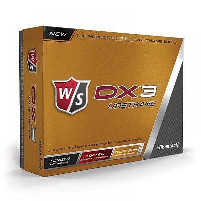 Wilson Staff DX3 URETHANE  12er