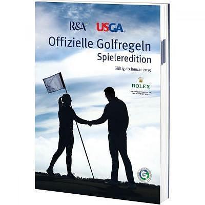 Bücher Offizielle Golfregeln ASG ab 2019