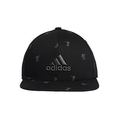 adidas K Flat Brim Branded Cap