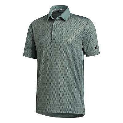 adidas M Ultimate365 3 Stripe Polo