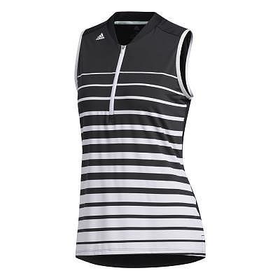 adidas W Engineered Stripe Polo SL