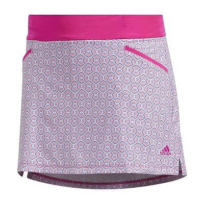 adidas K Girls Printed Skort