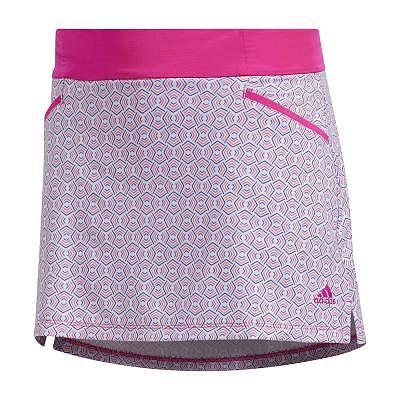 adidas K Girls Printed Skort