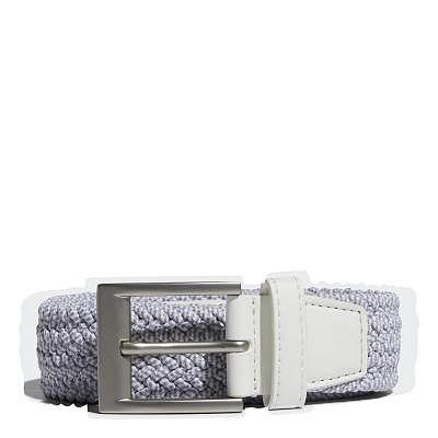 adidas M braided stretch belt
