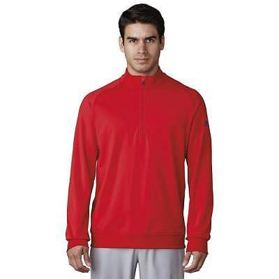 adidas M Club 1/4 Zip Pullover XVII