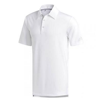 adidas M ULTIMATE WHITE POLO