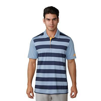 adidas M Ultimate365 Rugby Polo SS
