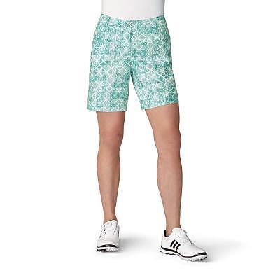 "adidas W Printed 7"" Shorts"