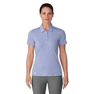 adidas W Micro-Dot Stripe Polo SS