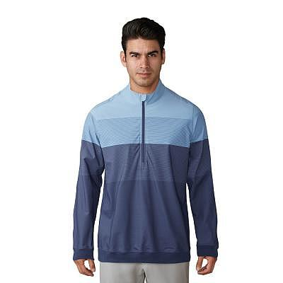 adidas M Gradient 1/4 Zip Jacket
