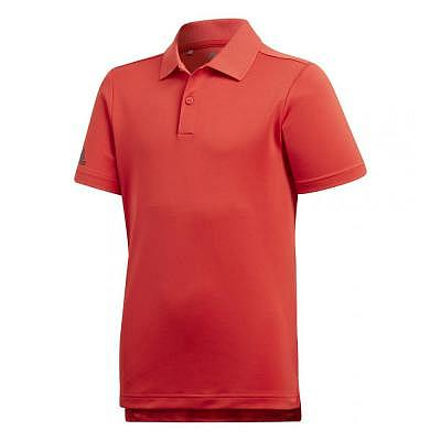 adidas Y BOYS SOLID TOURNAMENT POLO