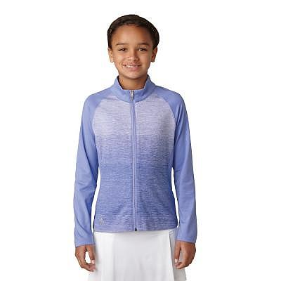 adidas K Girls Rangewear Full Zip Jack..