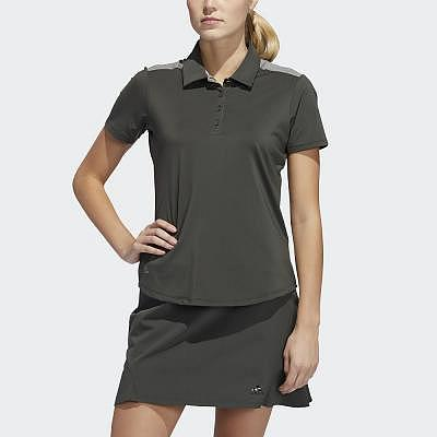 adidas W Ultimate Heathered SS Polo