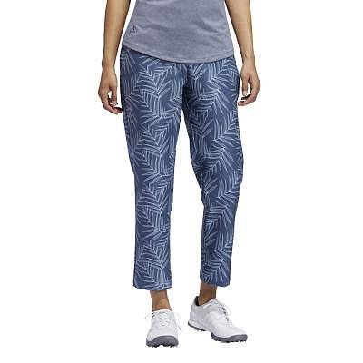 adidas W Printed Pull On Ankle Pant
