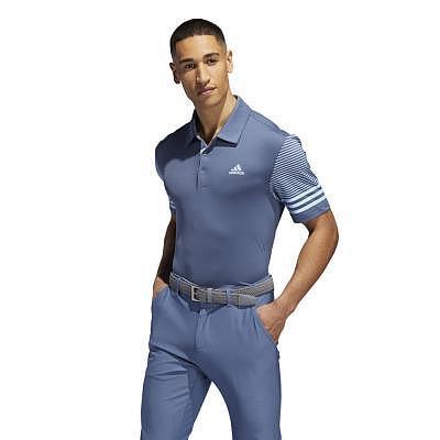 adidas M Ultimate Gradient Sleeve Polo