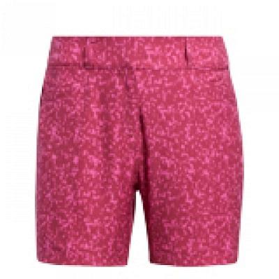adidas W 5 Inch print shorts