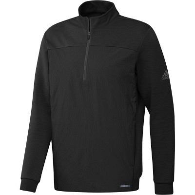 adidas M Hybrid Quarter Zip Jacket