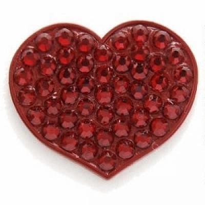 Bonjoc Hatclip Heart