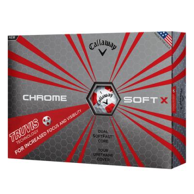 Callaway CHROME SOFT X TRUVIS