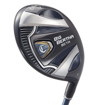 Callaway Big Bertha Beta Fairway Wood