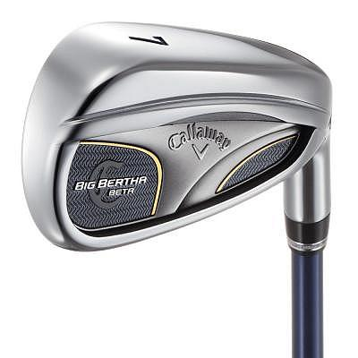 Callaway Big Bertha Beta Iron