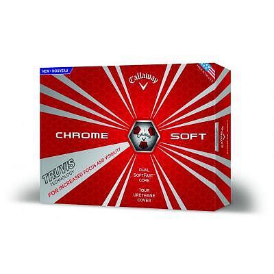 Callaway Chrome Soft 18 Truvis