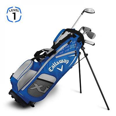 Callaway XJ Junior Level 1 Komplettset