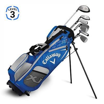 Callaway XJ Junior Level 3 Komplettset
