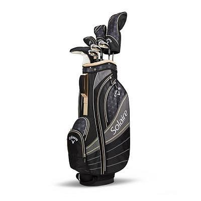 Callaway Solaire Komplettset Lady (8-P..