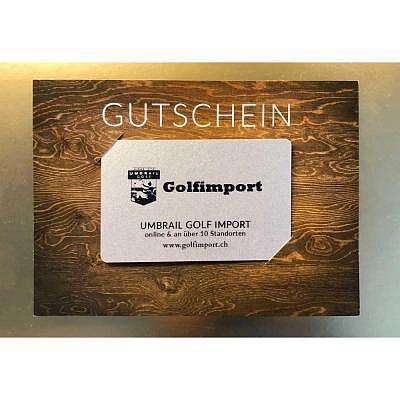 Umbrail Golf Import Voucher Umbrail Go..