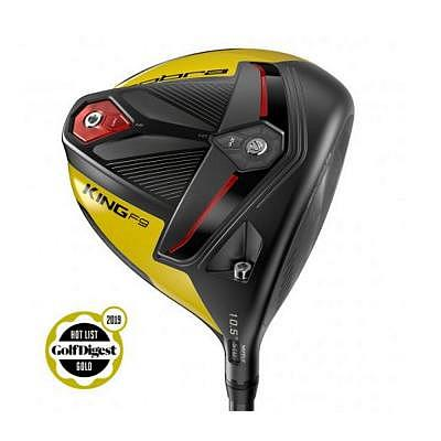 Cobra King F9 Yellow Driver