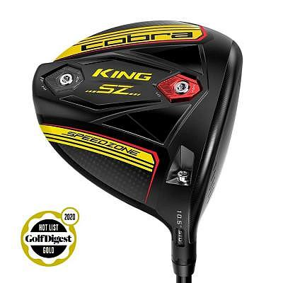 Cobra King Speedzone Yellow Driver