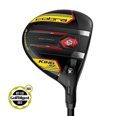 Cobra King Speedzone Big Tour Fairway ..