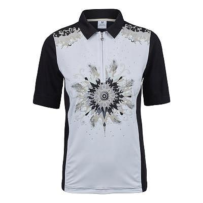 Daily Sports W PATRICIA Zip Polo SS