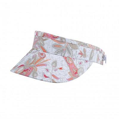 Daily Sports W LUCILLE Adjustable Visor