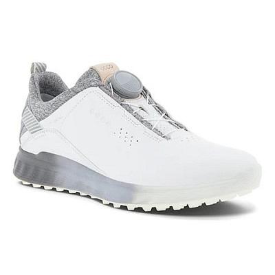 ecco W S-Three Boa white-silver grey E..