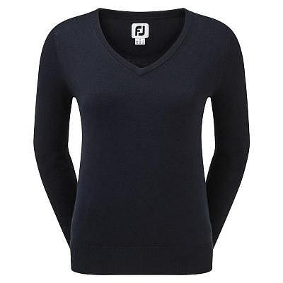 FootJoy W Wollmischpullover V-Neck